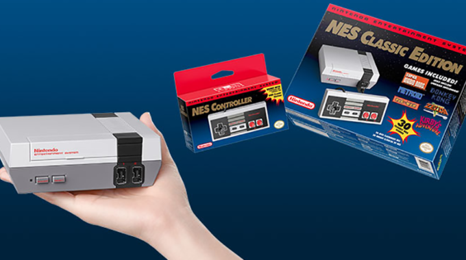 Nintendo Entertainment System Is Making A Comeback!