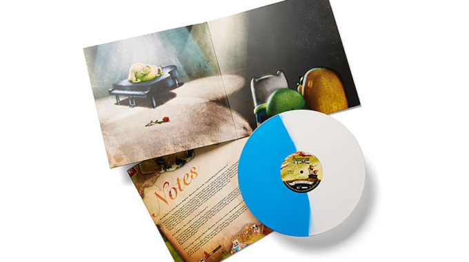 Adventure Time Presents: The Music Of Ooo – Exclusive Vinyl