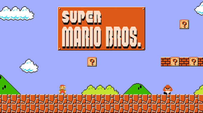 Play Super Mario As Characters From Other Video Games!