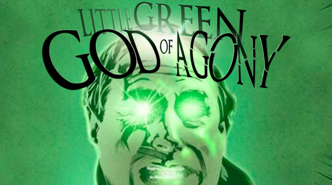 The Little Green God Of Agony – The First Horror Web Comic Exclusive To StephenKing.com