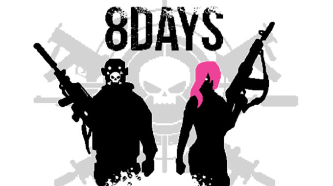 Video Game Review: 8DAYS Of Pixel Slaughter