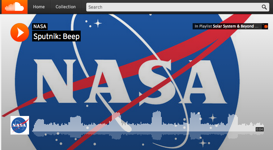 Download NASA Sounds For Free On SoundCloud!