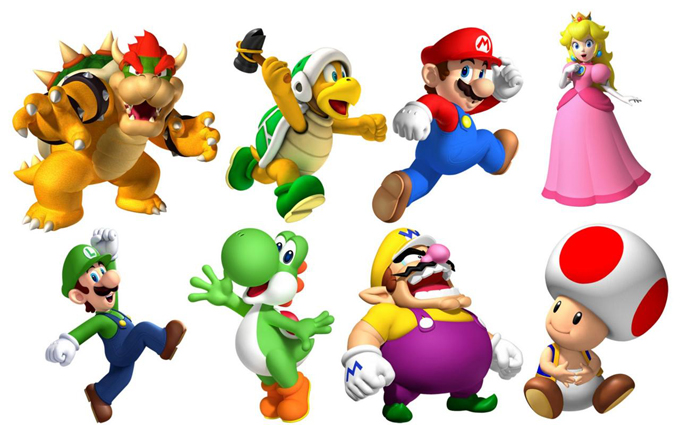 Breaking News: Nintendo Characters To Be Available On Non-Nintendo Hardware In 2015