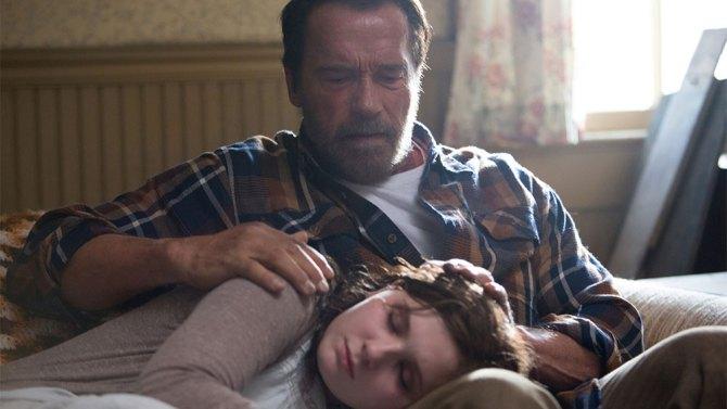 Arnold Schwarzenegger Maggie Toronto Film Festival