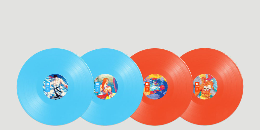 Street Fighter II The Definitive Soundtrack Second Pressing Is A GO!