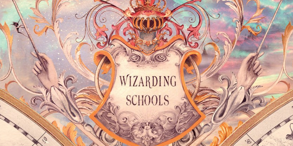 J.K. Rowling Just Revealed 4 New Wizarding Schools