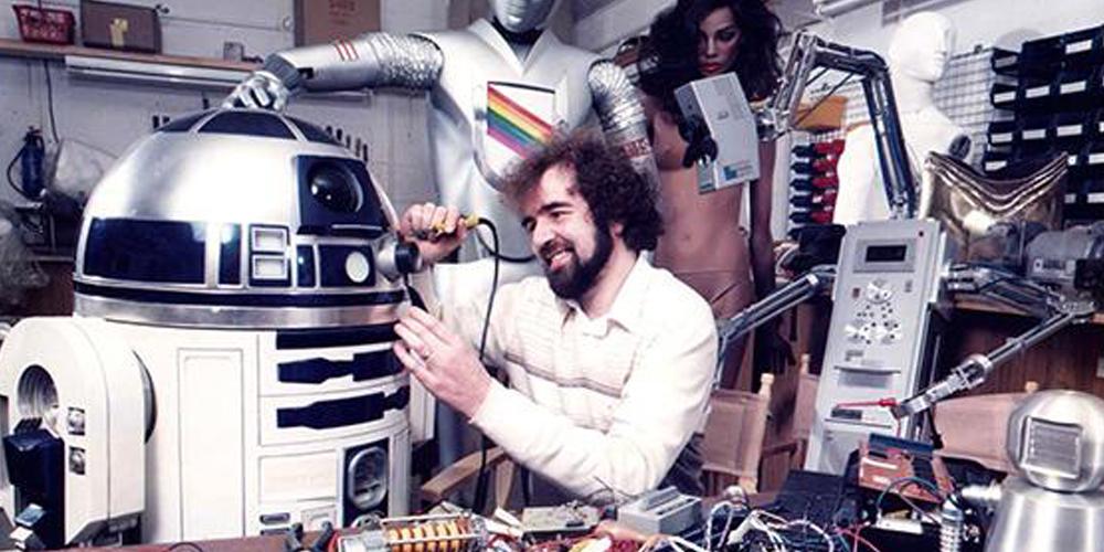 RIP Tony Dyson, Man Behind R2-D2, Found Dead.