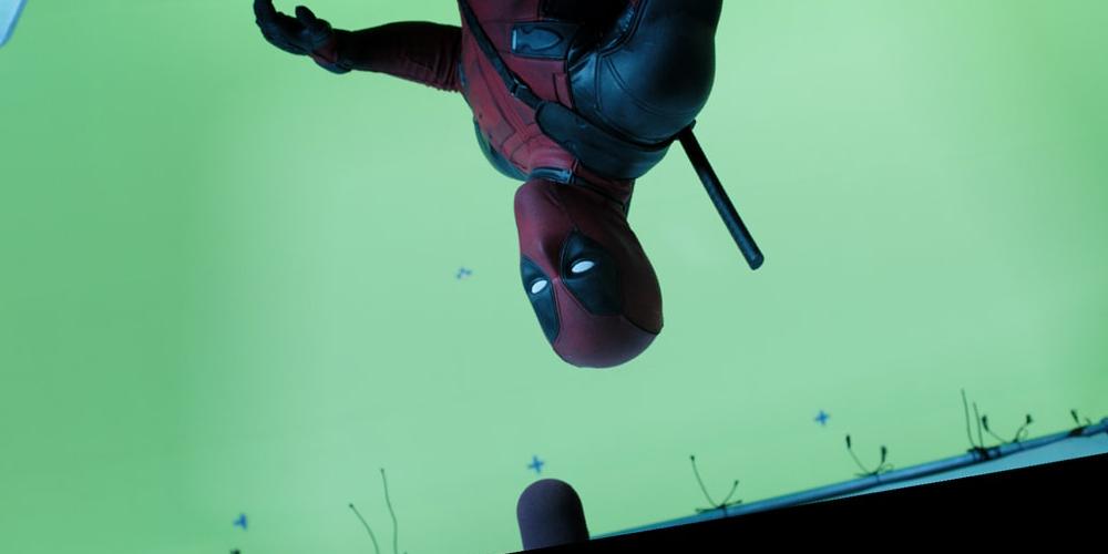 Deadpool Behind The Scenes