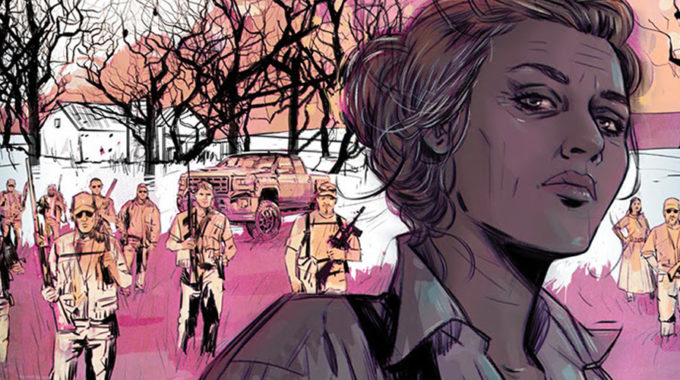 """Brian Wood Launches New Comic Book Series """"Briggs Land"""", Writes And Produces Potential TV Adaptation"""