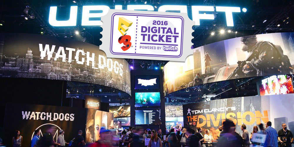 The E3 Experience Live Stream Video – What's New In Video Games