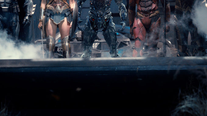 Justice League Exclusive New Image 4K