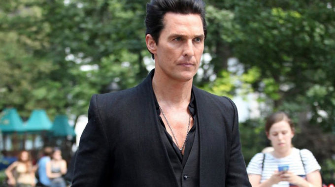 Matthew McConaughey Explains Why He Chose 'The Dark Tower' Over 'Guardians 2'