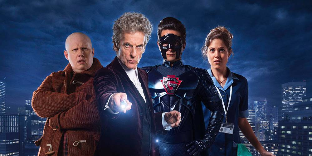DVD Review: Doctor Who Return Of Doctor Mysterio — The 2016 Christmas Special
