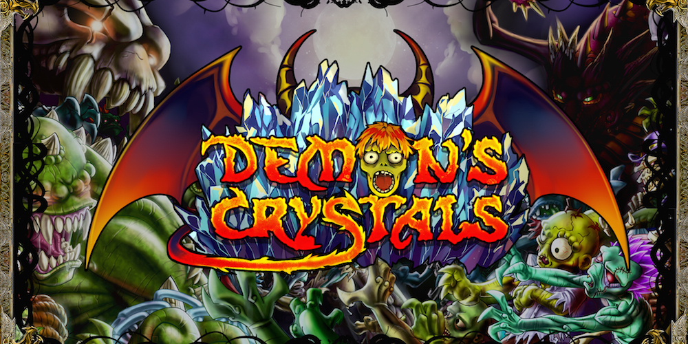 Video Game Review: Demon's Crystals