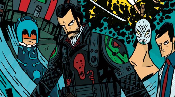 Samurai Jack Returns To Comic Books With A Quantum Twist